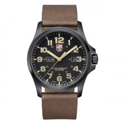 FIELD IPB BLQACK7GOLD BROWN STRAP - 1929