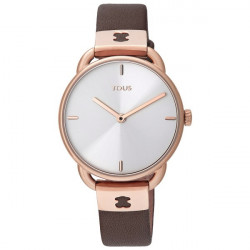 LET LEATHER IP ROSADO TOUS WATCH - 000351475