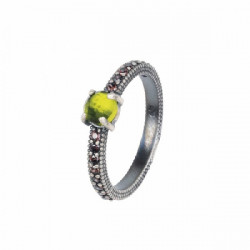 ANILLO SUNFIELD PERIDOTO - AN062150/20