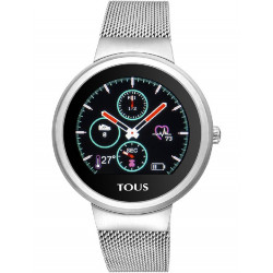 RELOJ TOUS ROND TOUCH ACTIVITY WATCH ACERO - 000351640