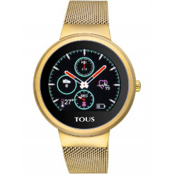 ROND TOUCH ACTIVITY WATCH GOLD TOUS WATCH - 000351645