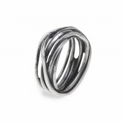ANILLO PLATADEPALO MAN - MR001X - MR001X