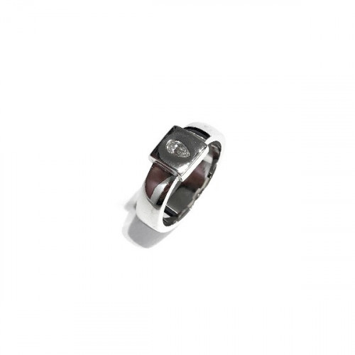 ANELL SOLITARI CLIMENT 1890 - S-2308/BR
