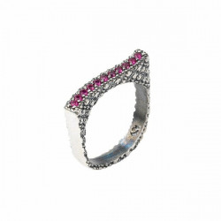 PINK SUNFIELD RING - AN061740/21