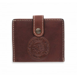 BROWN PLATADEPALO WALLET - ACC70