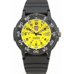 ORIGINAL NAVY SEAL YELLOW LUMINOX WATCH - LX3005